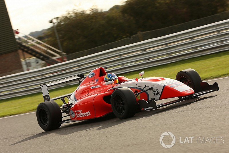Doohan's son gears up for British F4 season
