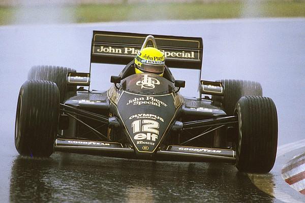 Vidéo - La première victoire d'Ayrton Senna