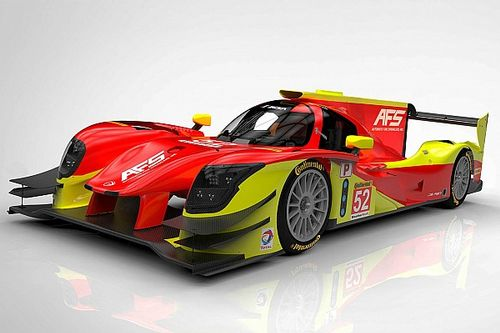 AFS and PR1/Mathiasen merge to field IMSA entry