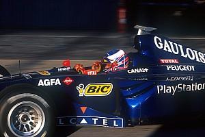 Формула 1 Ностальгія Цей день в історії: перші тести Баттона у Ф1