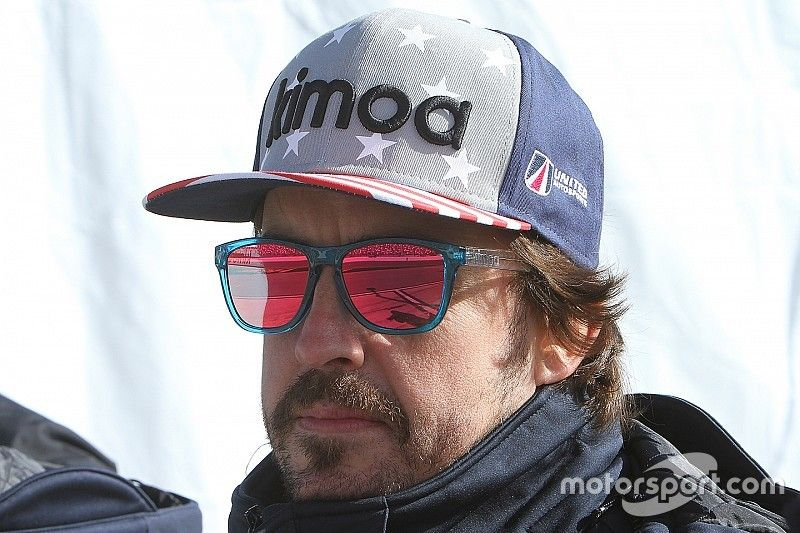 IMSA: Impacto de Alonso em Daytona será menor do que na Indy