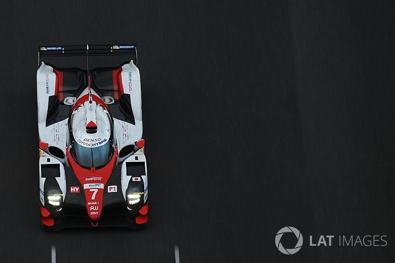 La Toyota ha completato il primo test con la LMP1 evoluta