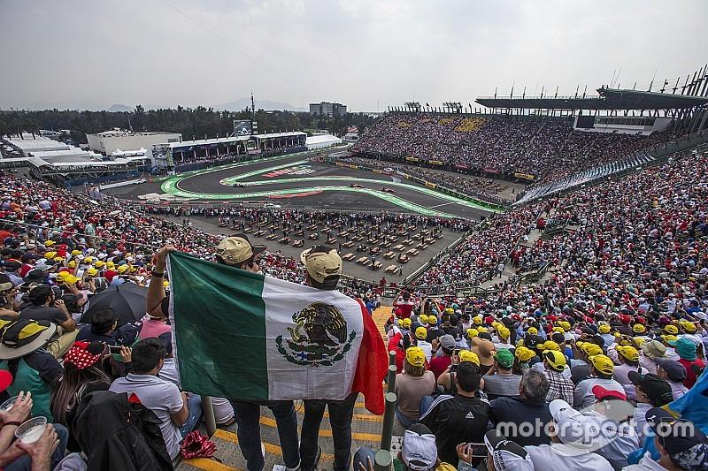 DAZNのF1メキシコGP配信スケジュール決定。王者も決まるか?