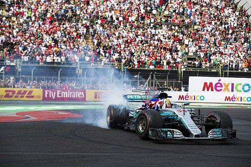 Hamilton califica su título de 2017 como el más difícil de ganar