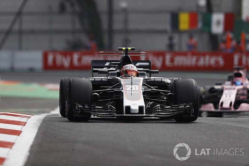 Magnussen compara los inicios de Haas con los de Force India