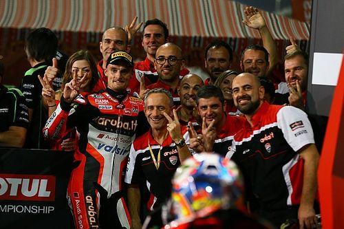 """Ducati, Davies: """"Molto contento per il secondo posto in campionato"""""""