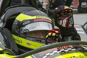 Detroit IndyCar: Bourdais leads Honda-dominated first practice