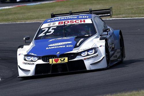 Vendetta Eng al Lausitzring, pole position per Gara 2