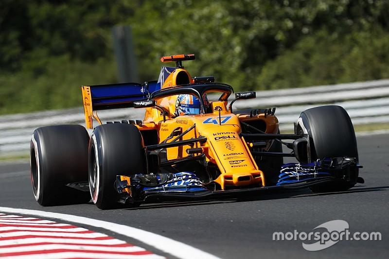 Norris apre ad un anno lontano dalla McLaren, ma non ha l'ossessione di esordire in F1 nel 2019