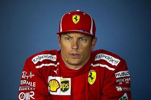 """Räikkönen a secco: """"Sono rimasto senza benzina, non so come sia potuto accadere!"""""""
