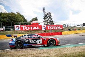 24 Ore di Spa, Qualifiche: la pole provvisoria è della BMW, ma attenzione alle Audi