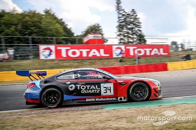 Qualifying 24h Spa: Walkenhorst stiehlt Audi die Show
