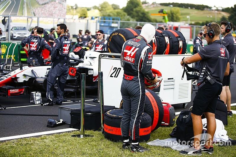 A Haas szerint a versenyzők híre befolyásolja a stewardokat