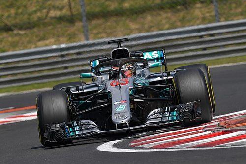 F1-Testfahrten Budapest: Mercedes-Junior knackt Streckenrekord