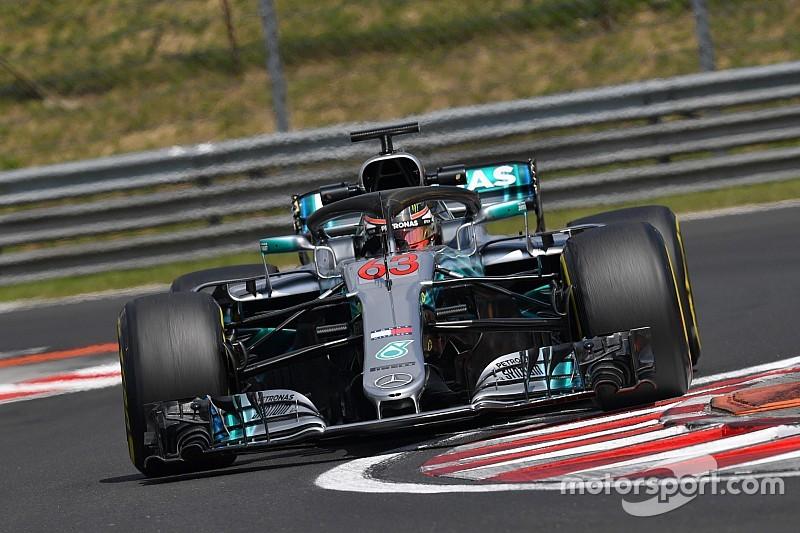 Mercedes sugere 3º carro para dar chance a jovens pilotos