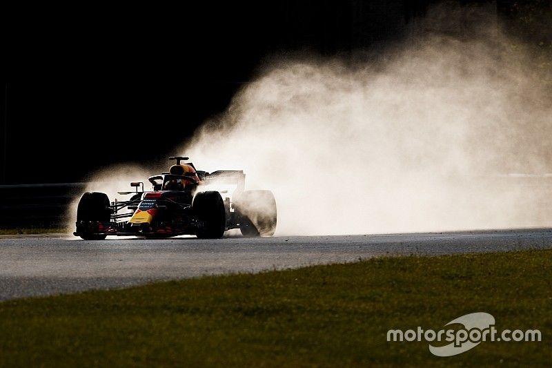 Ricciardo: La F1 a l'air facile avec les niveaux d'appui aéro actuels