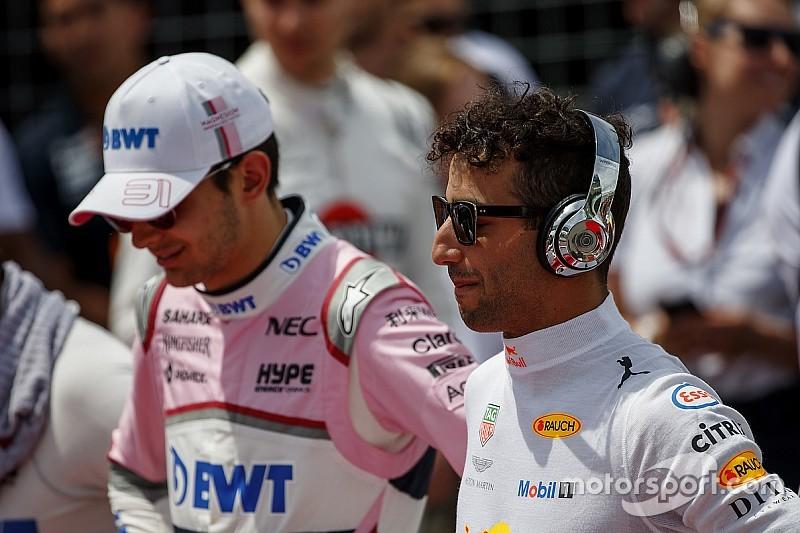 Ricciardo: Ocon'un Renault şansını baltalamak istememiştim