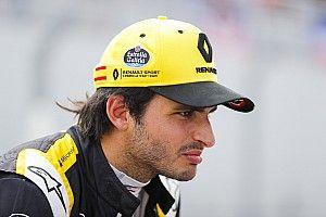 Sainz: Szívesen maradnék a Renault-nál