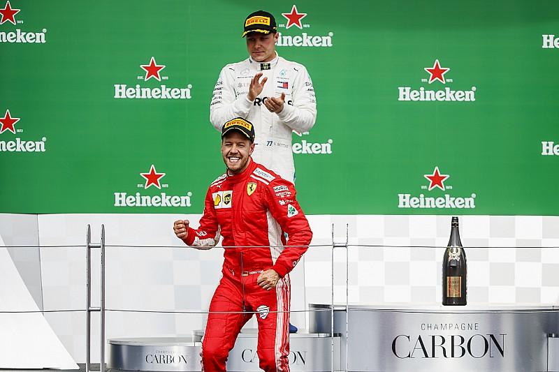 Bottas: Fransa GP'sinin favorisi Mercedes değil