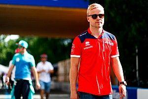 Rosenqvist reemplazará a Wehrlein en el inicio de la Fórmula E