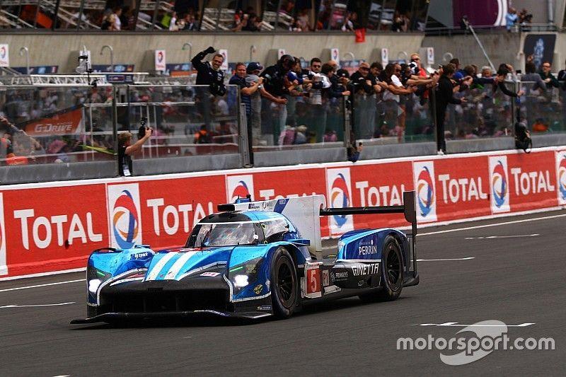 Manor n'est plus impliqué dans le programme Ginetta LMP1