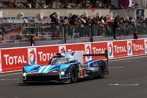 Manor no longer involved in Ginetta LMP1 programme