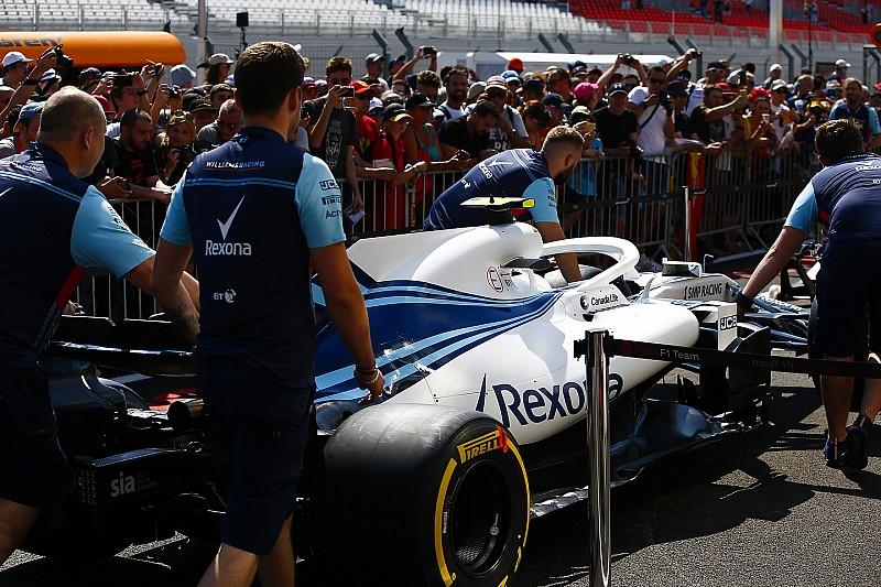Egy újabb pokoli hétvége vár a Williamsre, a Francia Nagydíjon is?
