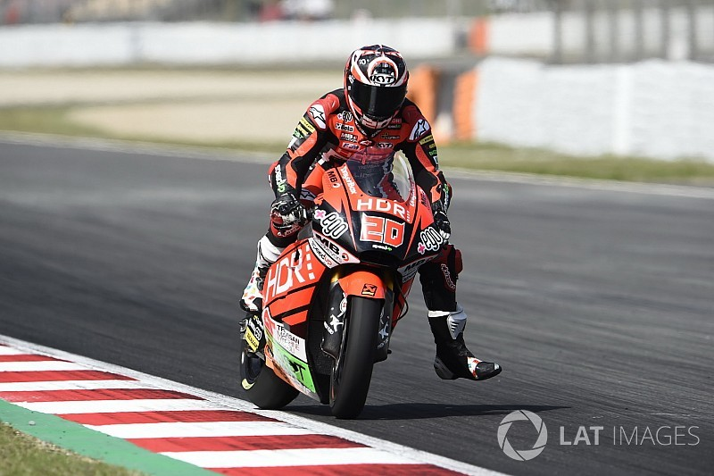 Fabio Quartararo remporte sa première course en Moto2!