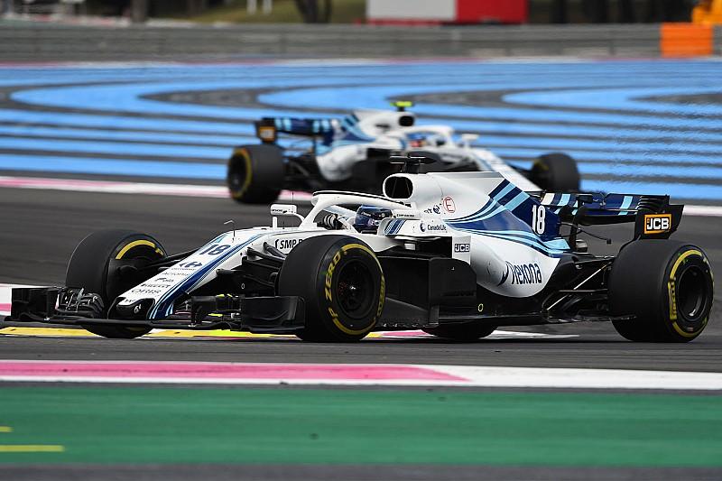 Stroll, Williams'ın sorunlarına rağmen F1'de yarışmaktan zevk ağlıyor