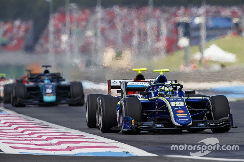 F2 title will be decided by luck, says Norris