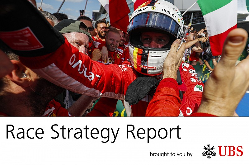 Strategy Report: Ferrari's perfect execution at Silverstone