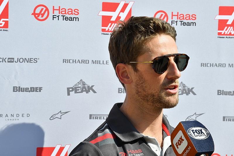 Grosjean bocsánatot kért Magnussentől az ütközésük után
