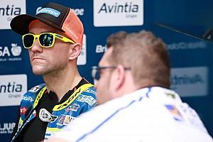 MotoGP Réactions Une première course et surtout de l'expérience pour Siméon