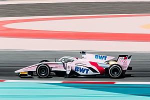 فورمولا 2 تقرير الإختبارات غونتر يختتم تجارب الفورمولا 2 في البحرين في الصدارة