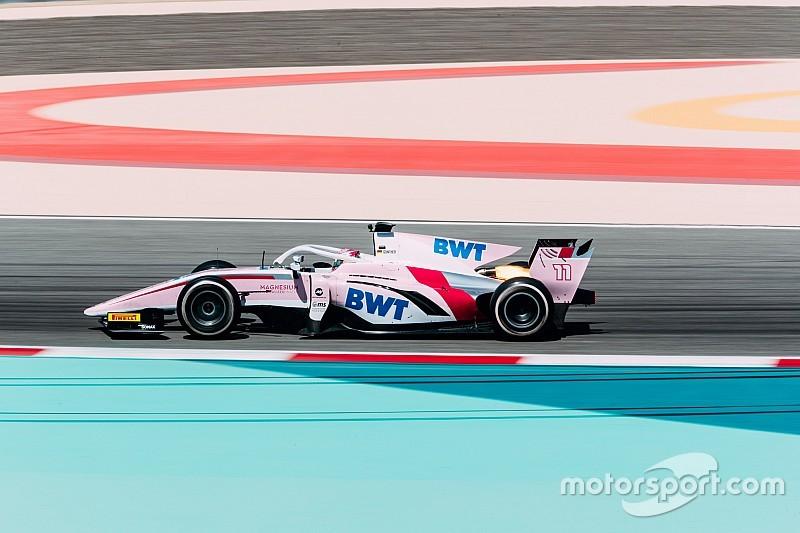 Gunther terminó con el mejor tiempo en Bahrein
