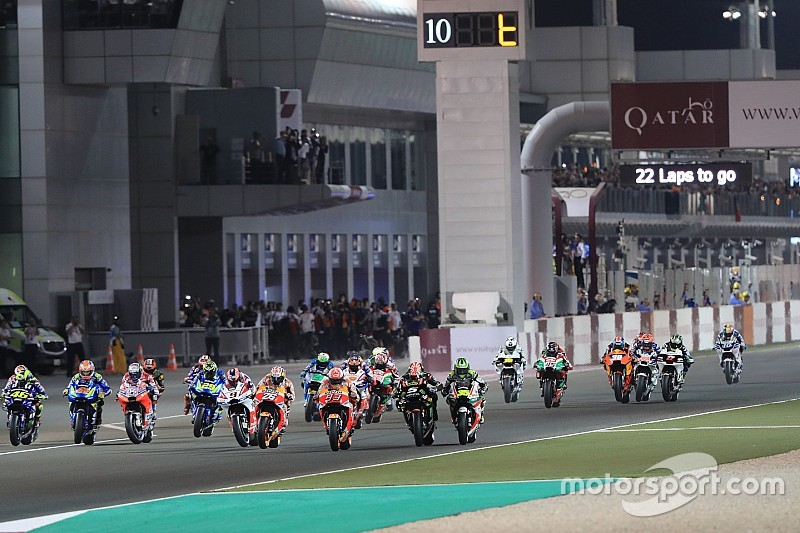 MotoGP weighing up moving Qatar race start time
