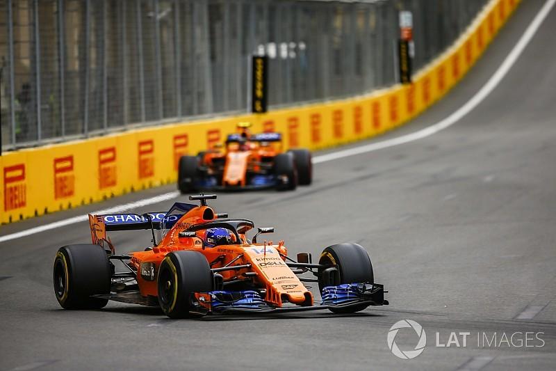McLaren: Las actualizaciones en España forman parte de un paquete más grande