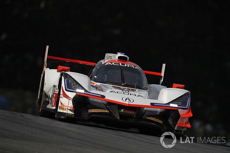 El Acura de Montoya arrancó firme en Watkins Glen
