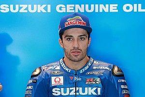 Raih podium beruntun, Iannone merasa beruntung