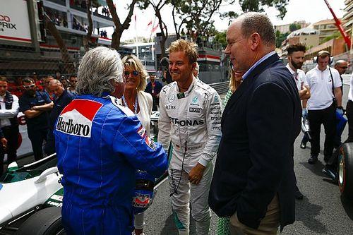 """Rosbergék Monacóban: """"Hazatértek a versenypályára"""""""