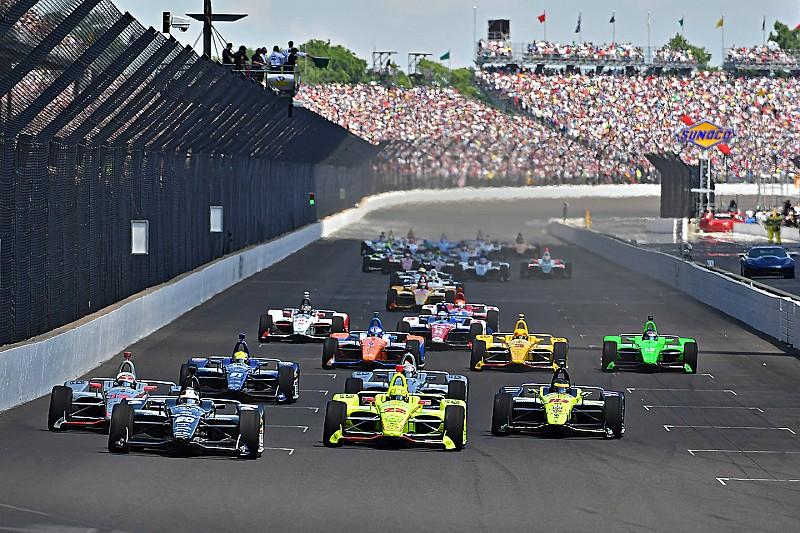 Indy 500: Das Rennergebnis in Bildern