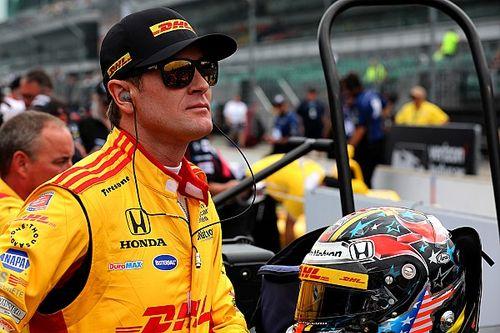 Detroit IndyCar: Hunter-Reay 2. yarışı kazandı!