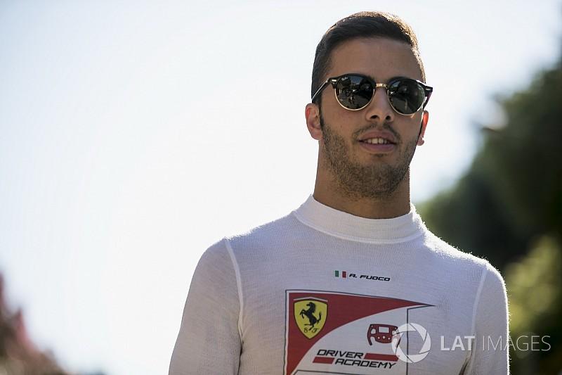 """F2-Pilot schimpft über Ferrari-Junior: """"verrückt"""" und """"gefährlich"""""""