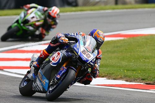 "Van der Mark: Yamaha ""not there yet"" despite maiden win"