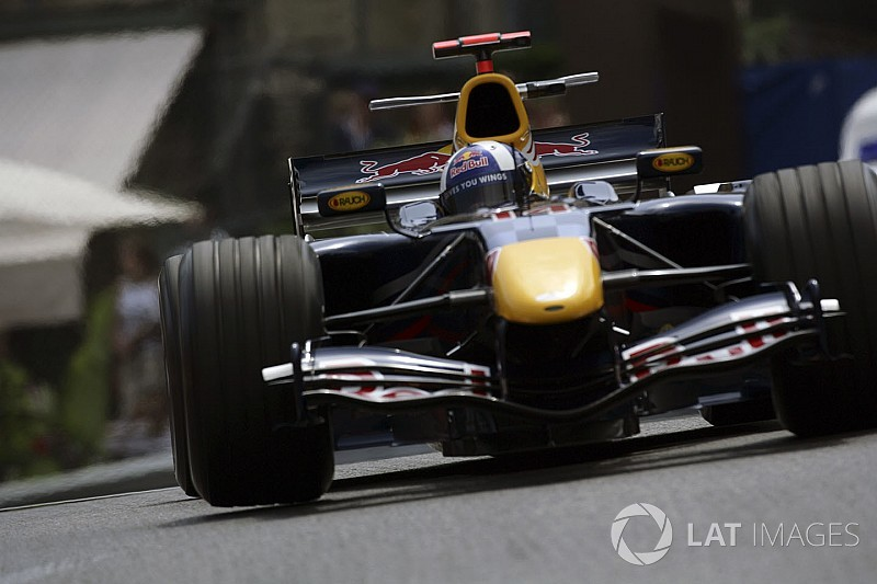 Retro: 'Superheld' Coulthard pakt eerste Red Bull-podium in F1