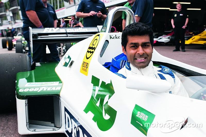 Чандхок вернулся к работе на Sky Sports F1
