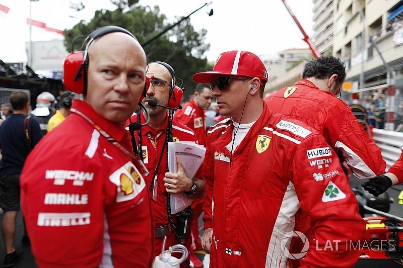 Raikkonen, Vettel'le ilişkisi ve 2019'da ne yapacağı hakkında konuştu
