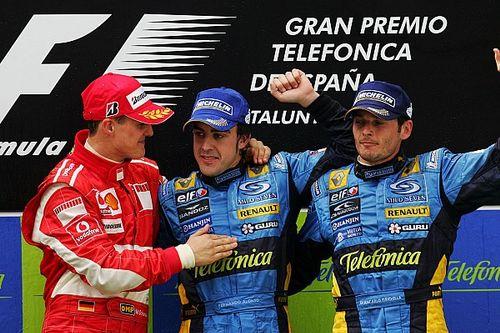2000 yılından bu yana İspanya GP'sinde kazananlar ve podyuma çıkanlar