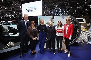General Actualités La FIA lance une sélection pour de jeunes pilotes féminines en Europe