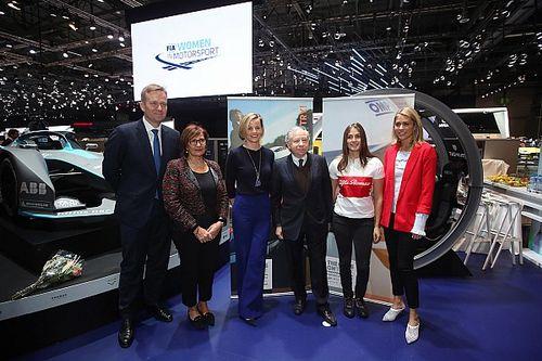 La FIA lance une sélection pour de jeunes pilotes féminines en Europe